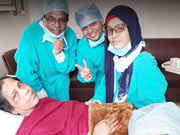 Liver Transplant Patient from Bangladesh